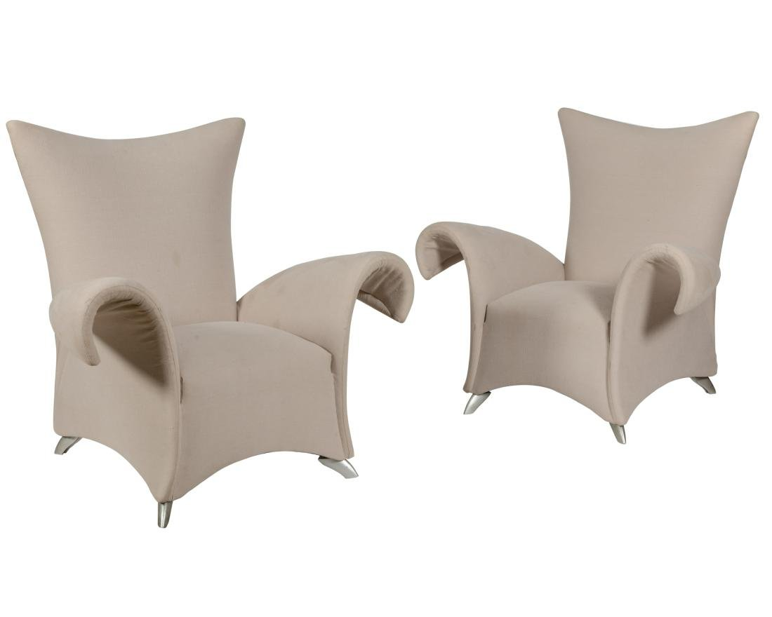 Phillippe Starck Style - Club Chairs