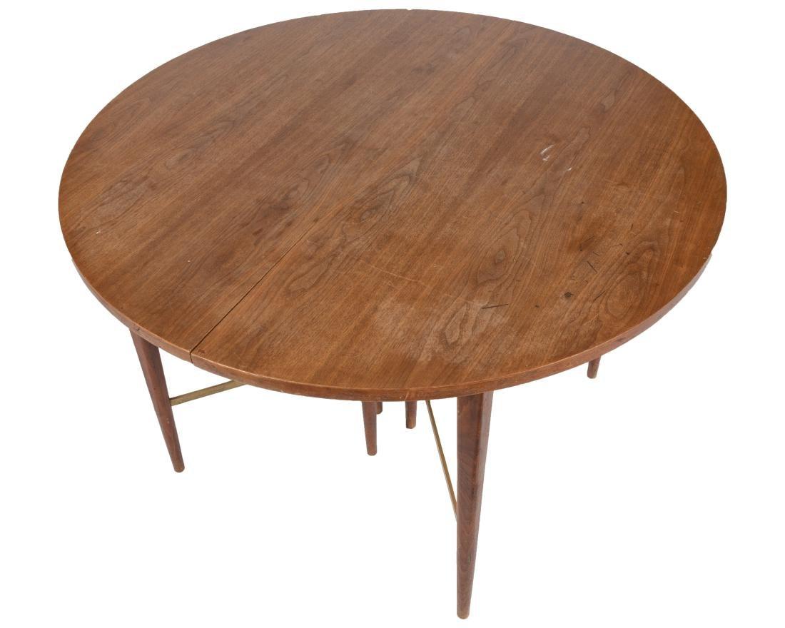 Paul McCobb - Calvin Dining Table - Signed - 3