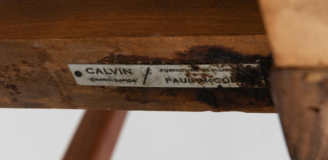Paul McCobb - Calvin Dining Table - Signed - 6