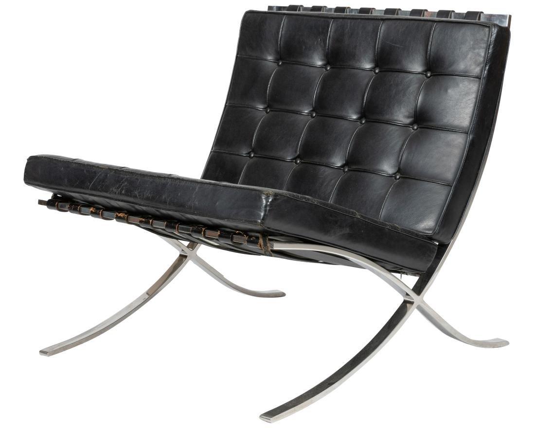 Knoll - Barcelona - Lounge Chair