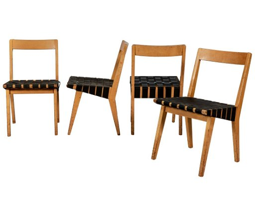 the best attitude 05efa cf6de Jens Risom - Knoll - Dining Chairs