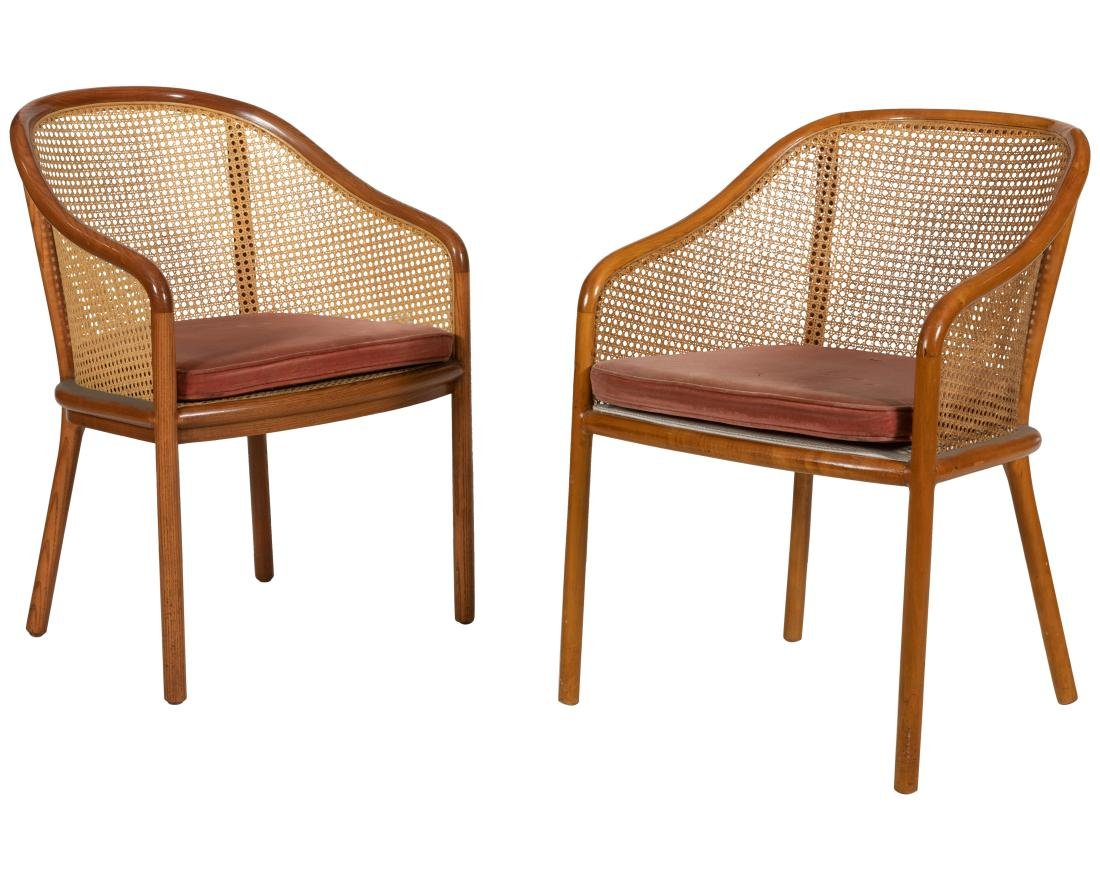 Ward Bennett - Brickel - Bentwood Chairs - 2