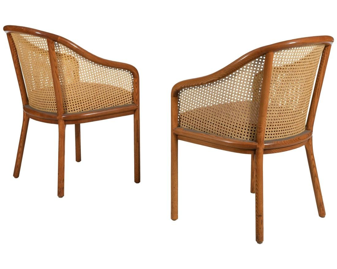 Ward Bennett - Brickel - Bentwood Chairs - 3