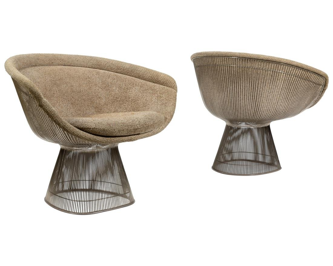 platner furniture. Warren Platner - Knoll Lounge Chairs Furniture