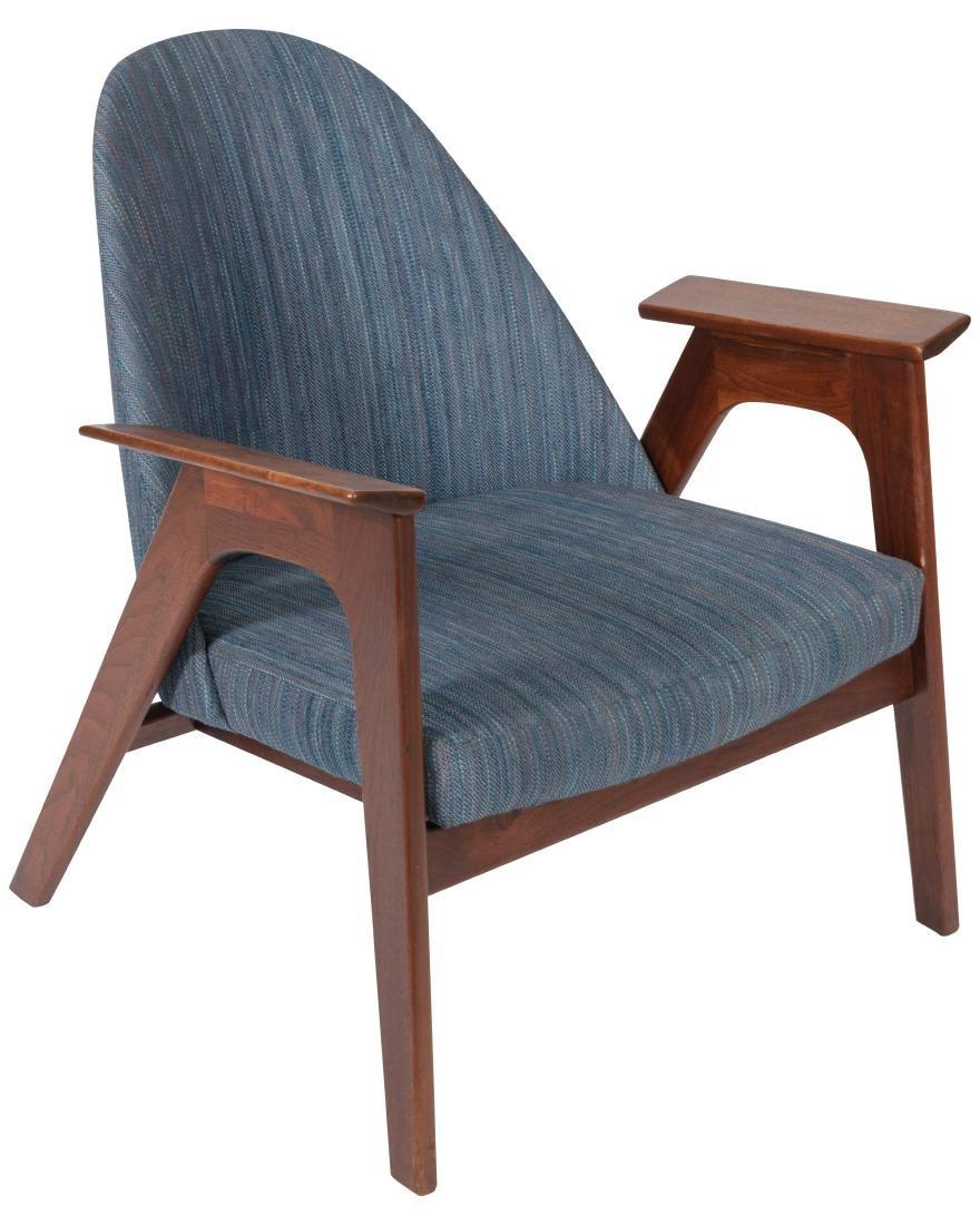 Pair of Lounge Chairs - Manner of Kofod Larsen - 2