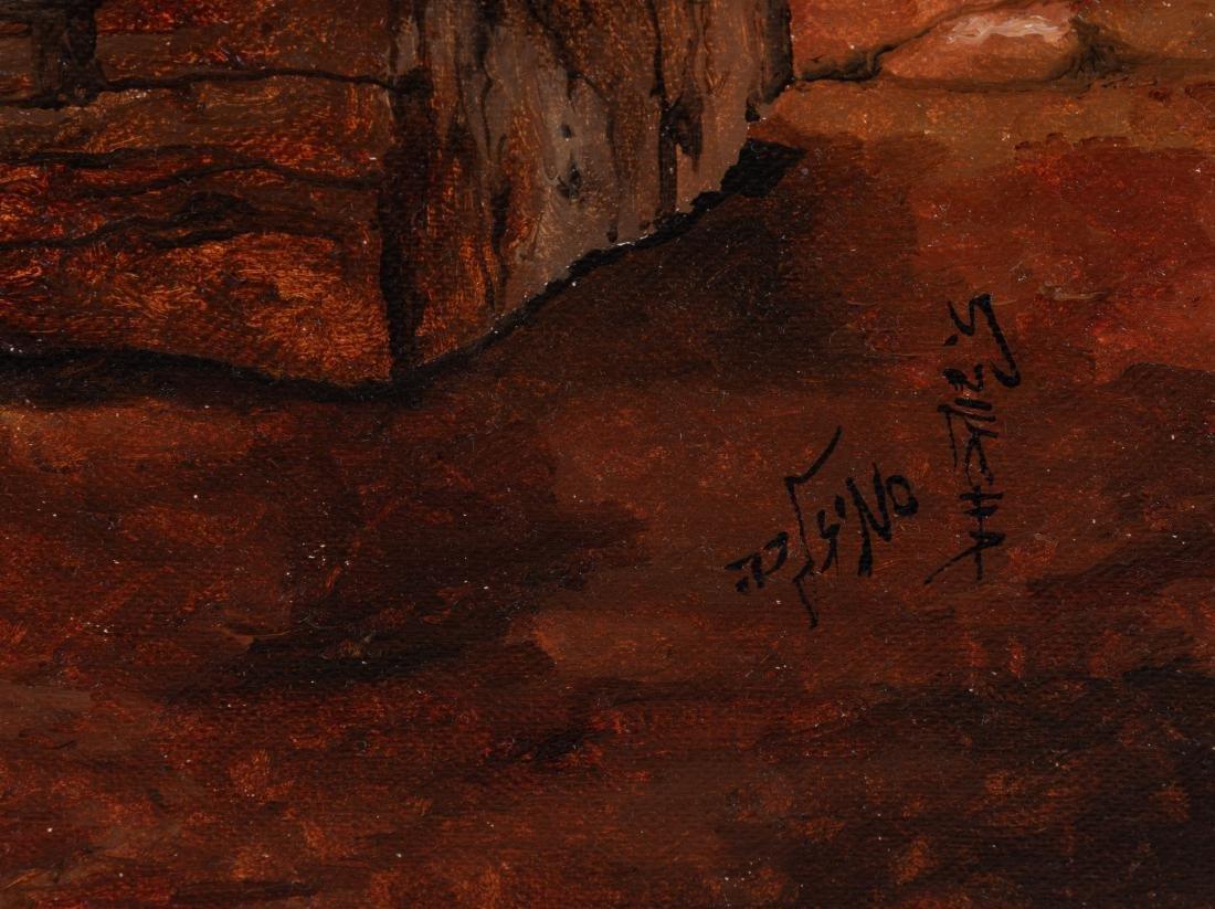 Sami Zilkha - Oil on Canvas - Signed - 4