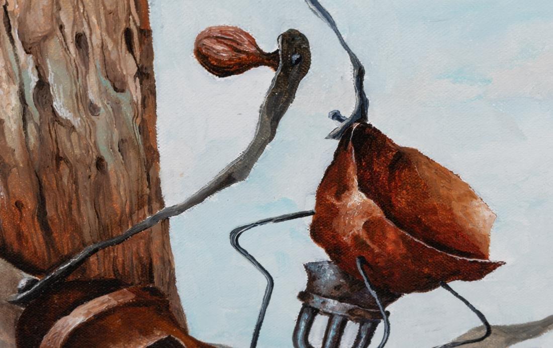 Sami Zilkha - Oil on Canvas - Signed - 5