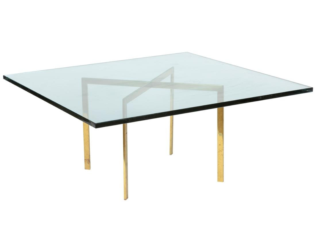 Mies Van Der Rohe Style - Coffee Table