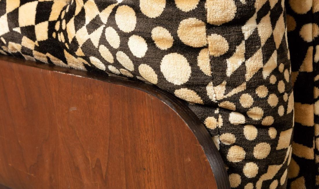 Mid Century Bentwood Sofa - 5