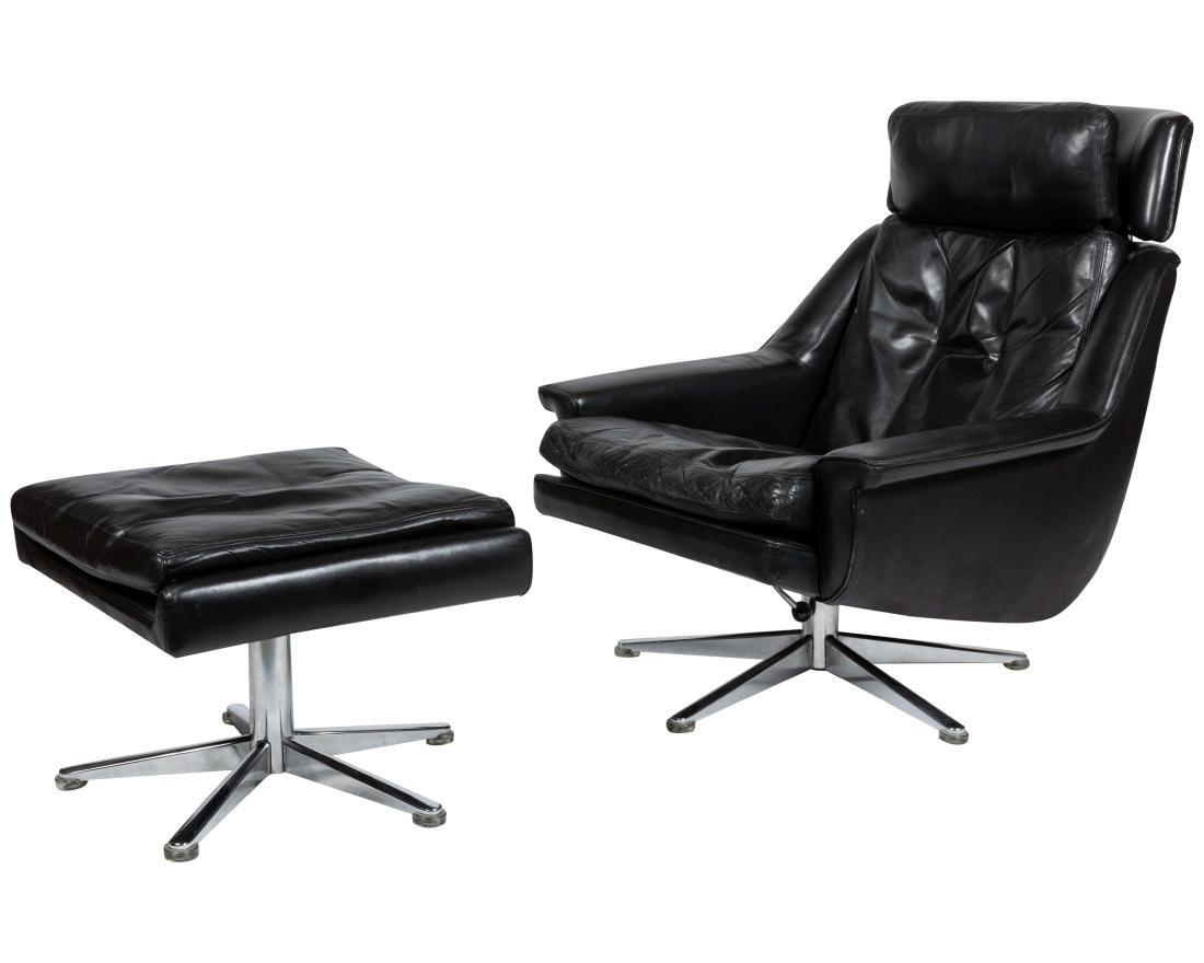 Werner Langenfeld - ESA  - Lounge Chair