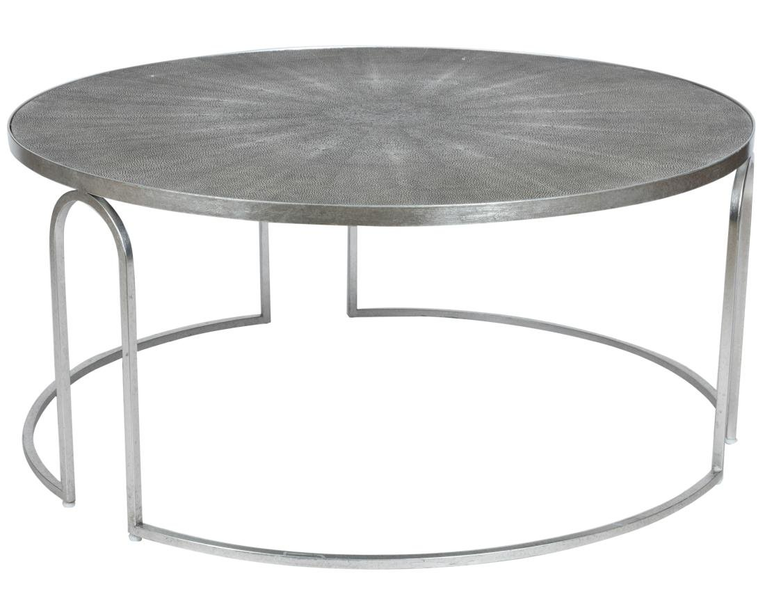 Shagreen Cocktail Table