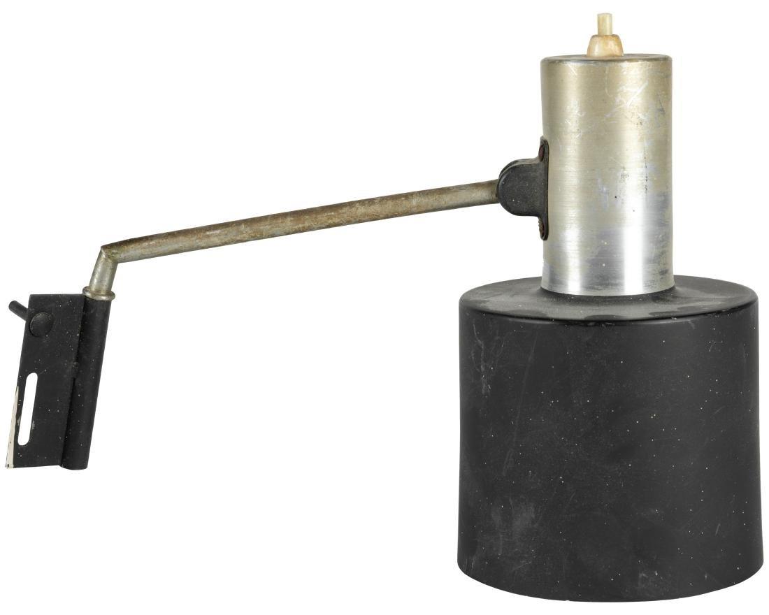Three Mid Century Bracket Lamps - 2