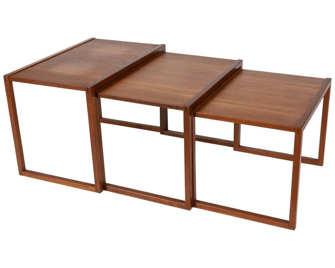 Danish Nest of Tables - 2