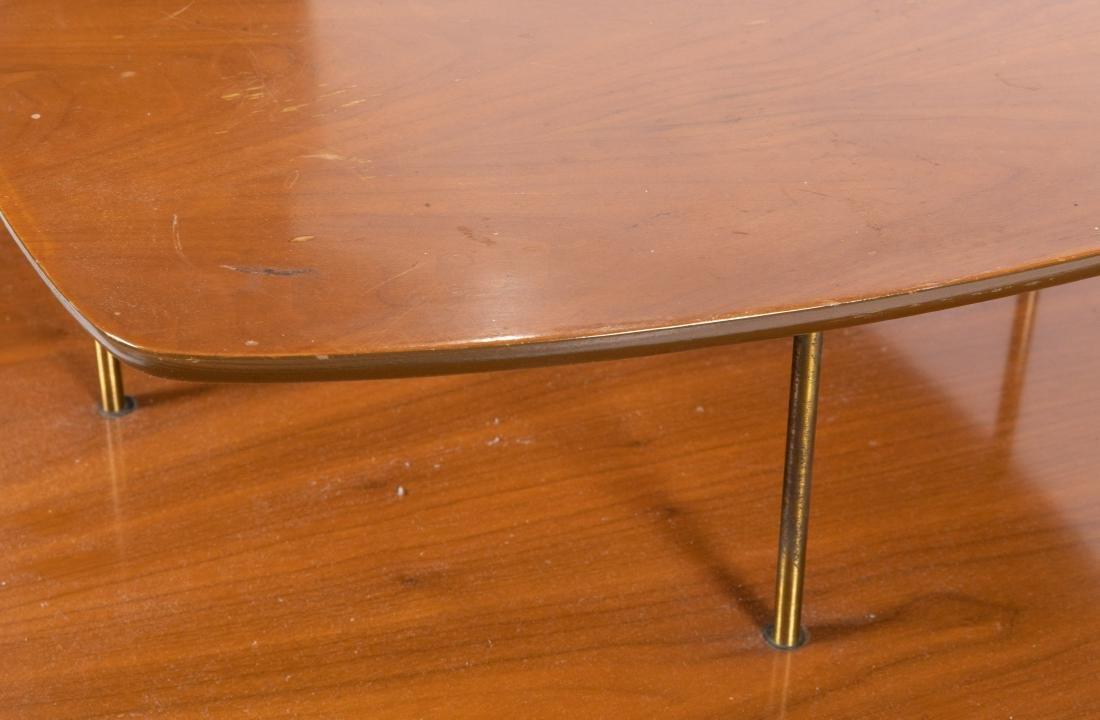 Three Mid Century Tables - 2
