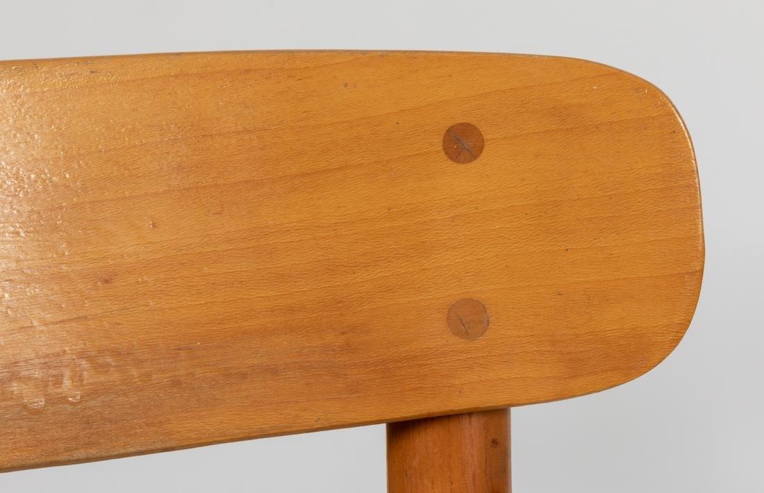 Scandinavian Arm Chairs - Pair - 3