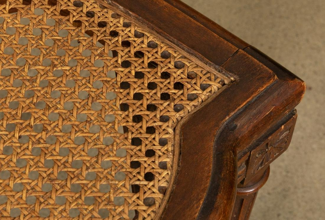 French Cane Side Chairs - 3