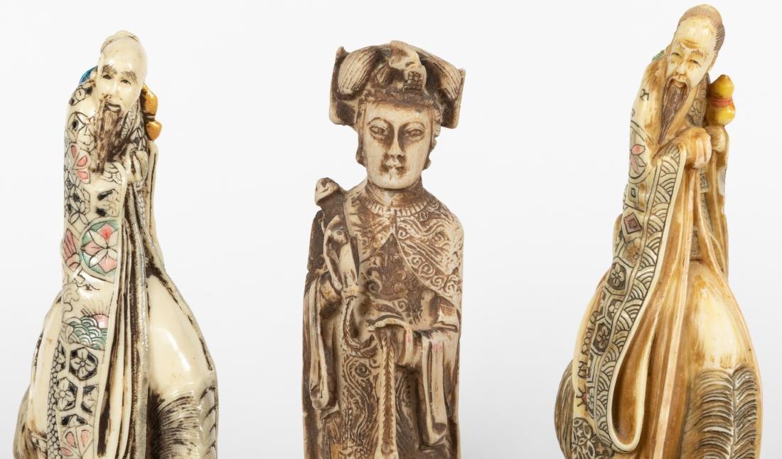 Assorted Oriental Figures - 2