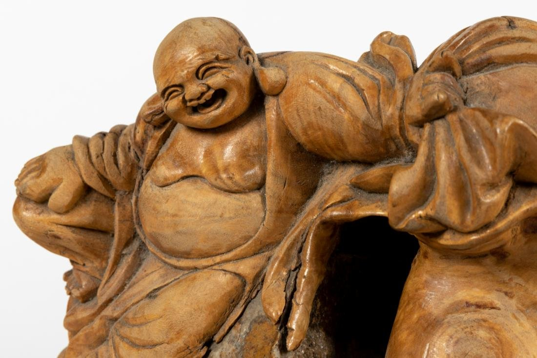 Chinese Root Carvings - 2