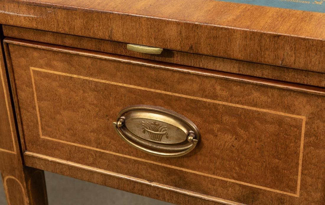 Alex Stuart Design Leather Top Desk - 3