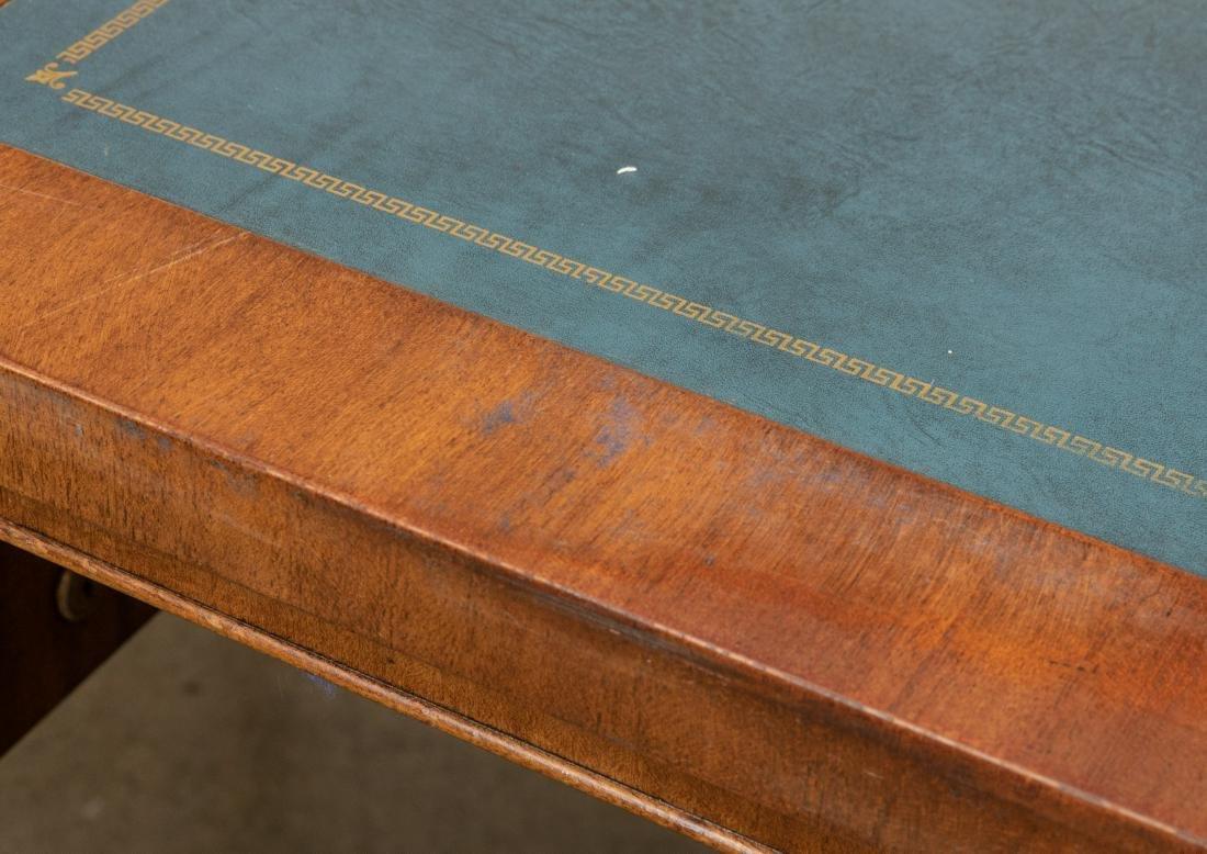 Alex Stuart Design Leather Top Desk - 5