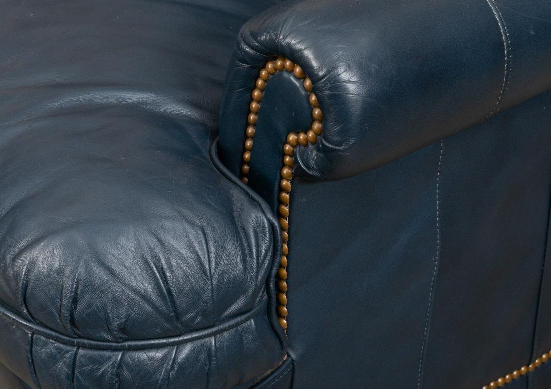 Hancock and Moore Leather Sofa - 2