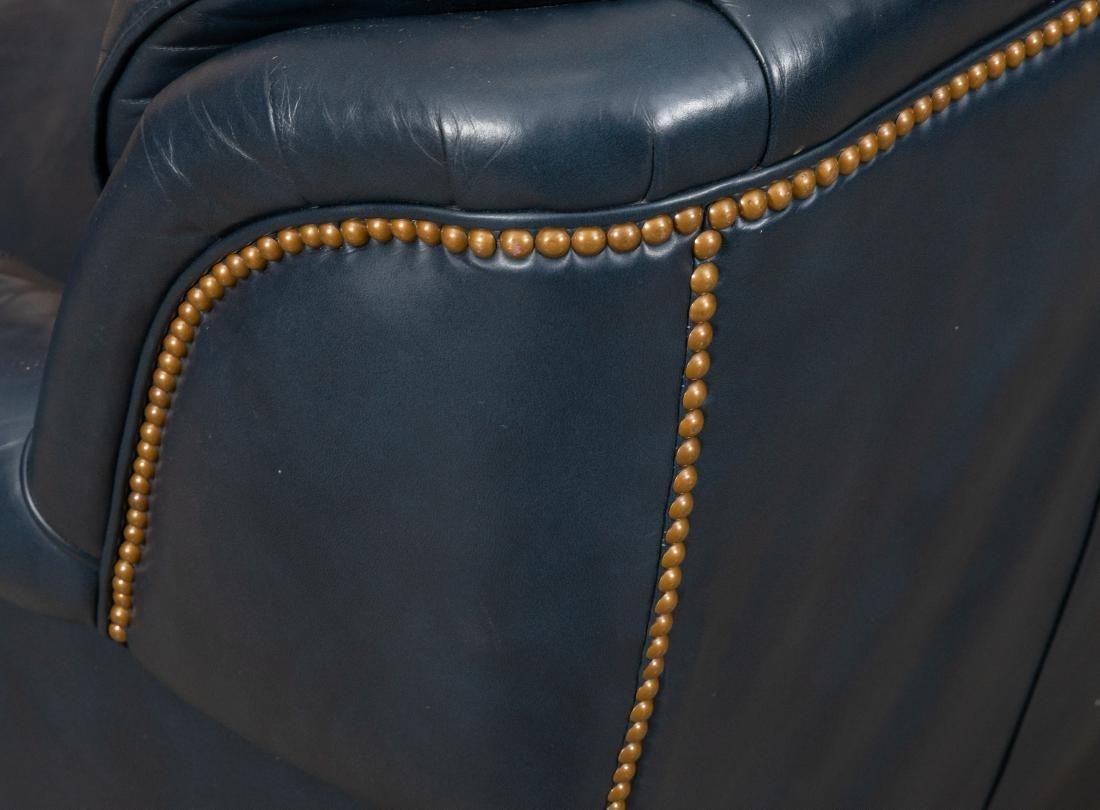 Hancock and Moore Leather Sofa - 6
