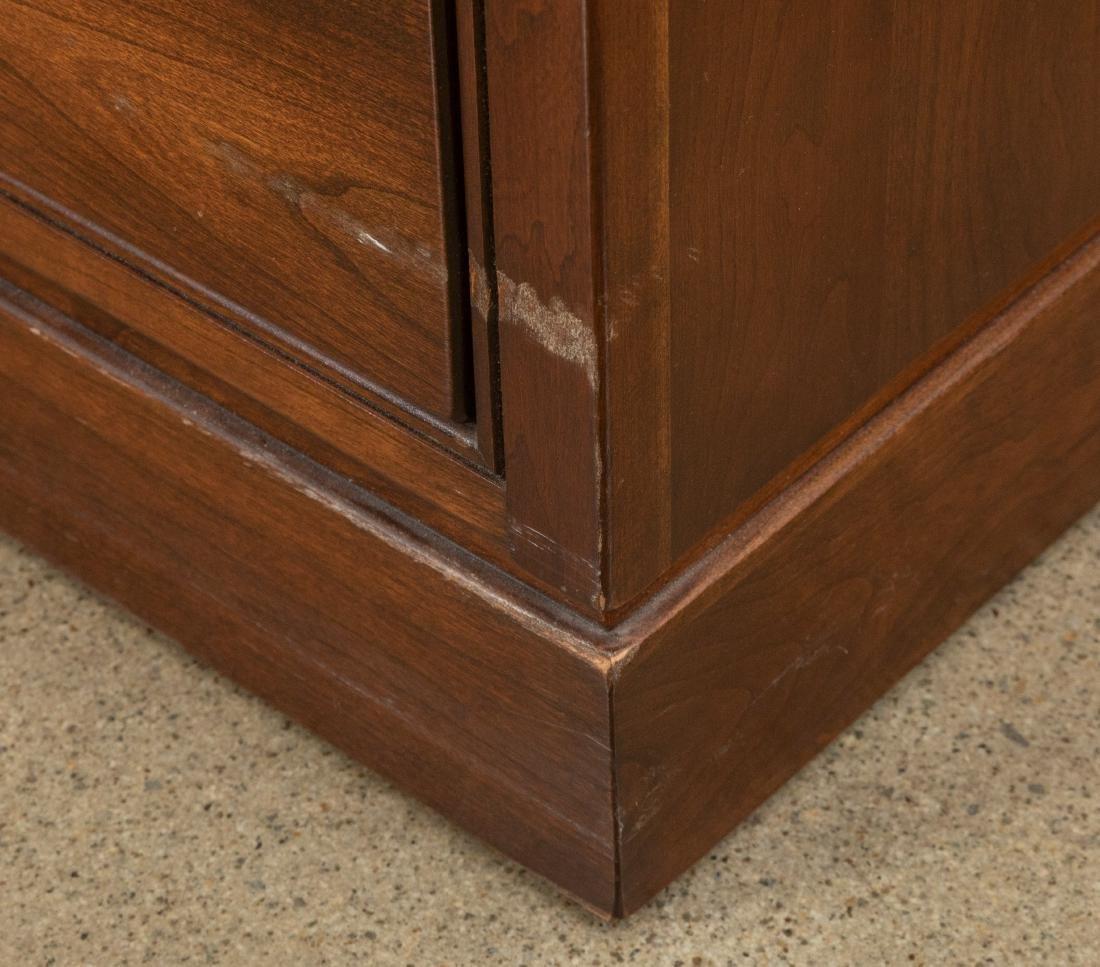 Ethan Allen Campaign Style Double Dresser - 3