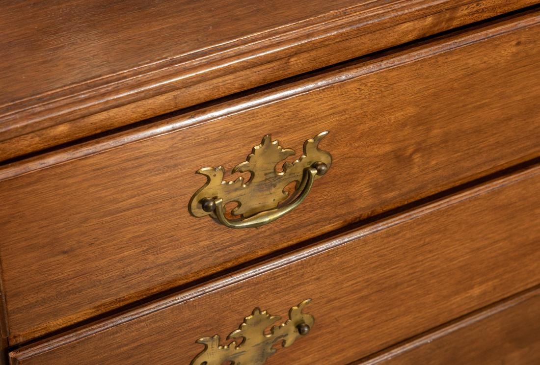 Mahogany Chippendale Style Chest - 2