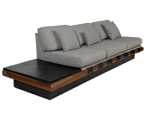 Enjoyable Adrian Pearsall Craft Associates Sofa Andrewgaddart Wooden Chair Designs For Living Room Andrewgaddartcom