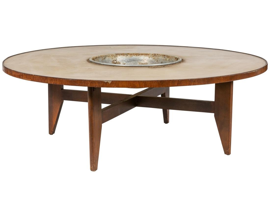 George Nelson and Associates - Planter Table