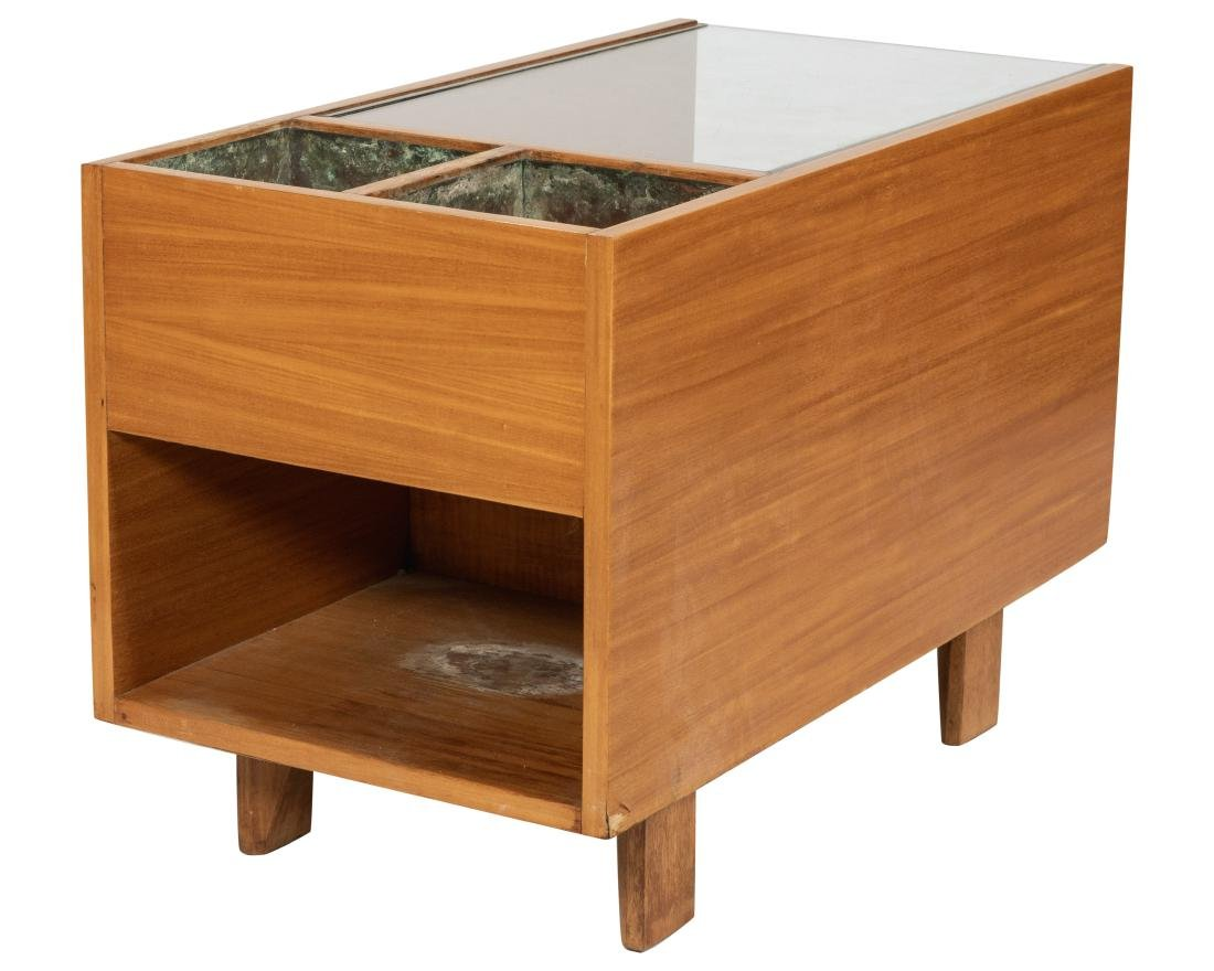 George Nelson - Planter End Table - 2