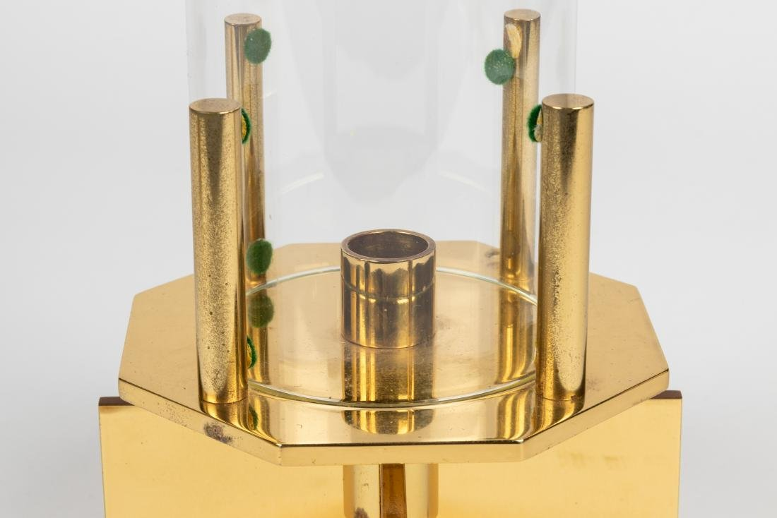 Tommi Parzinger Style Candle Holders - 2