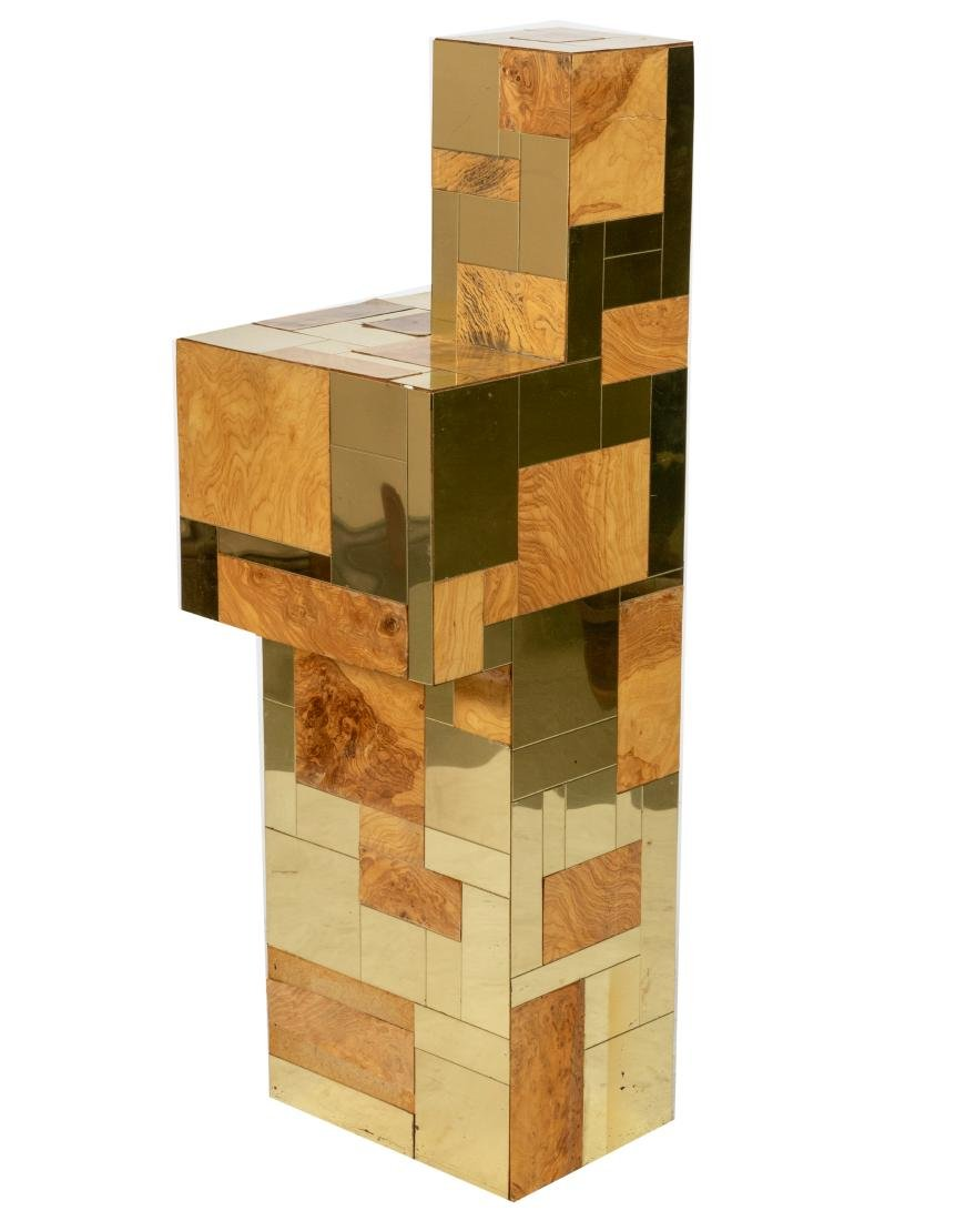 Paul Evans - Large Pedestal - 2