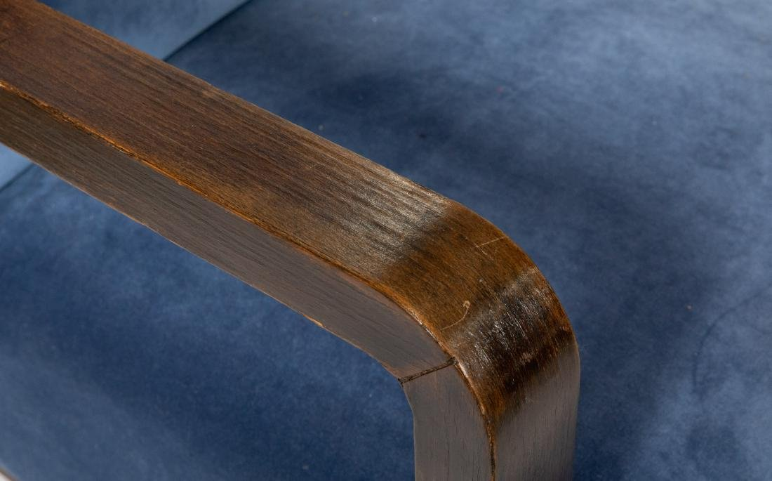 Danish Arm Lounge Chairs - 2