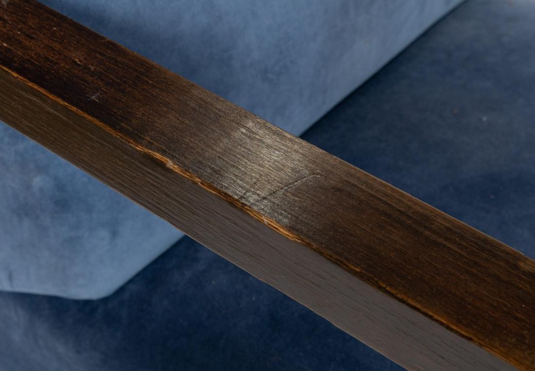 Danish Arm Lounge Chairs - 3