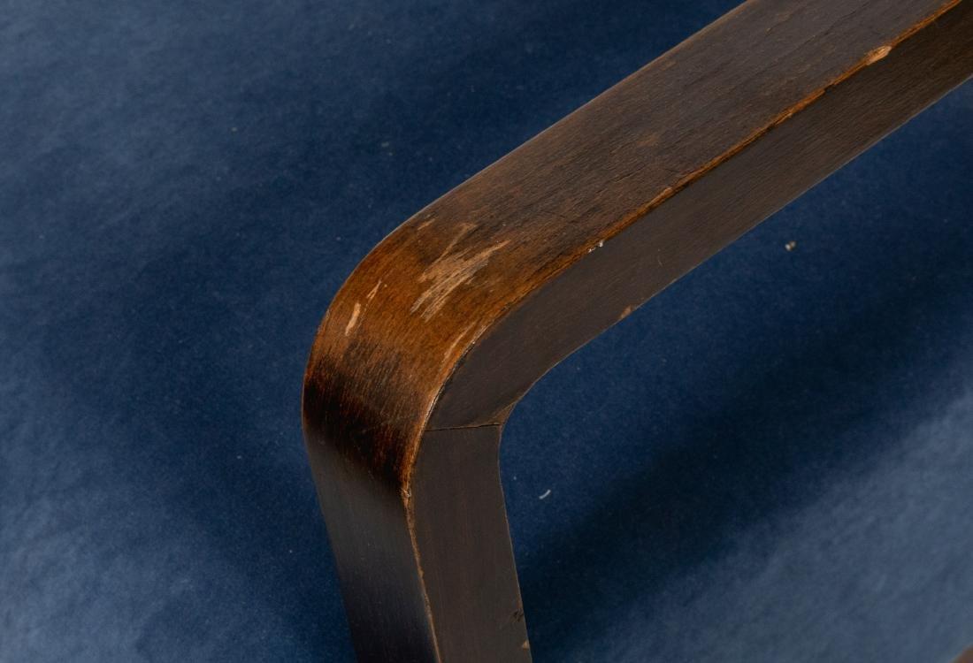 Danish Arm Lounge Chairs - 4