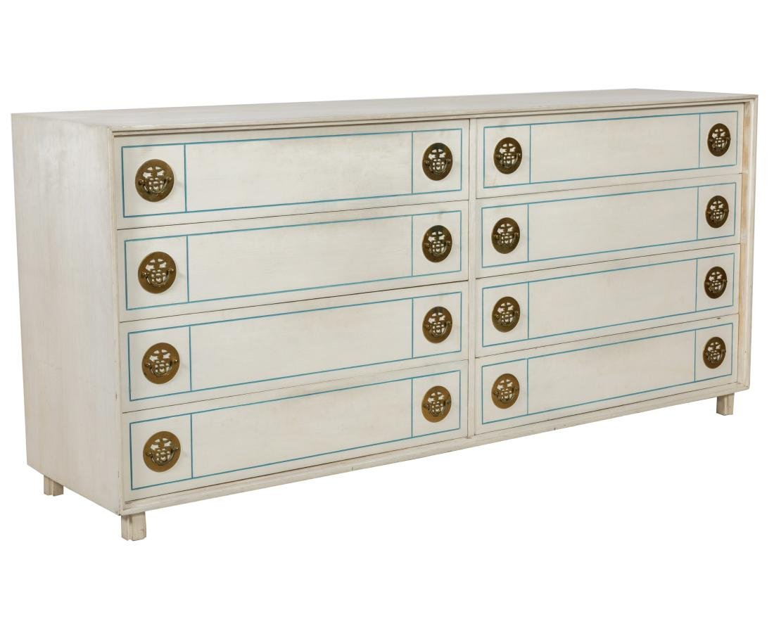 Hollywood Regency Double Dresser