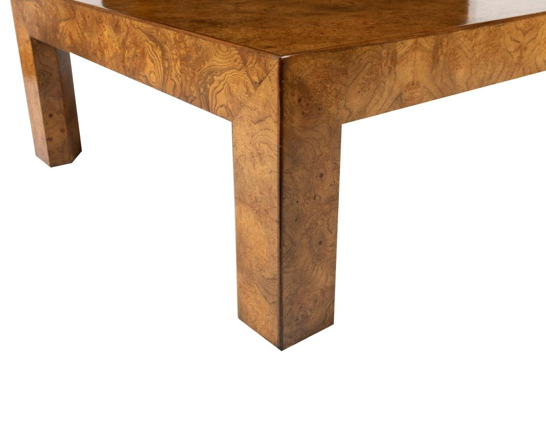 John Widdicomb - Burl Coffee Table - 2