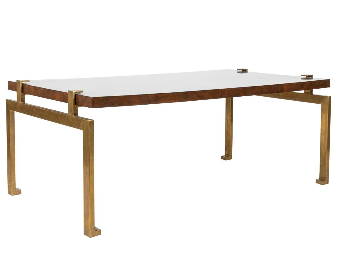 Century Walnut Coffee Table - 3