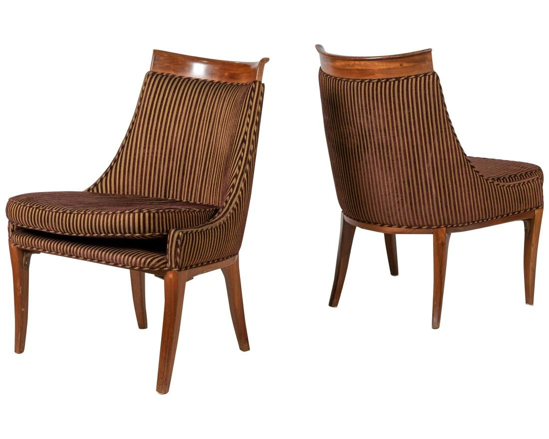 Erwin Lambeth - Pair Accent Chairs