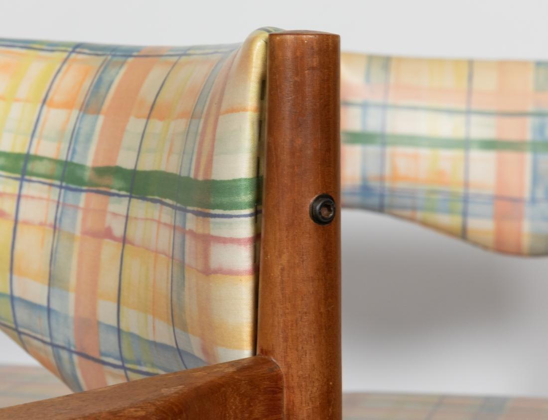 Danish Style Teak Dining Chairs - 3
