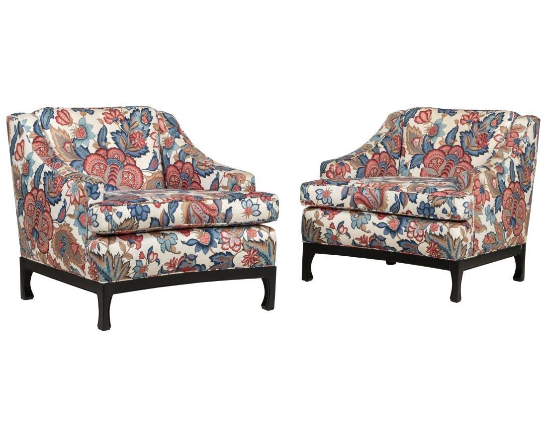 Chinese Modern Lounge Chairs