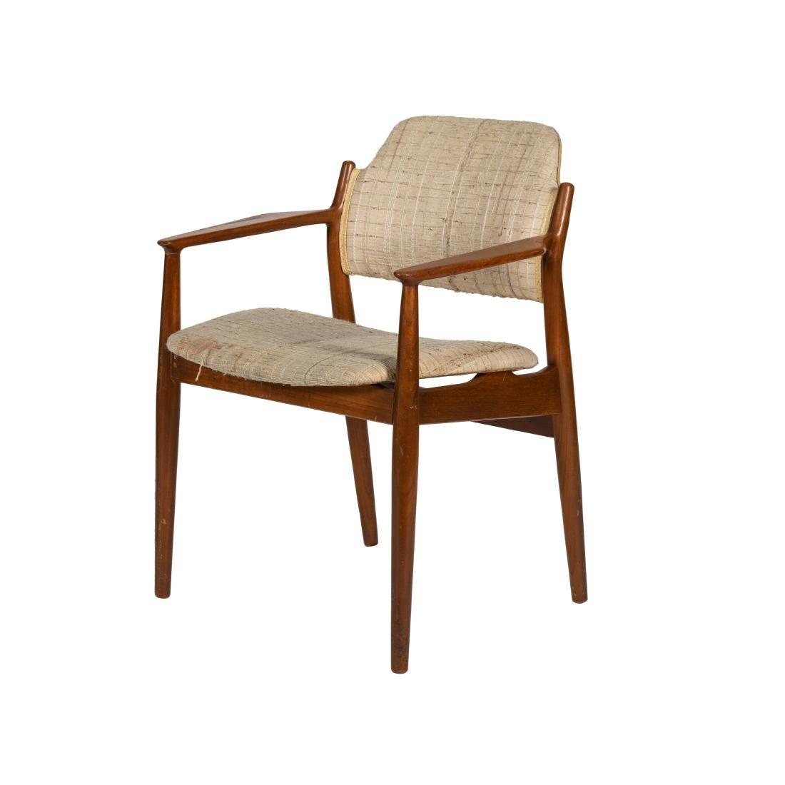 Arne Vodder - Siebast Arm Chair