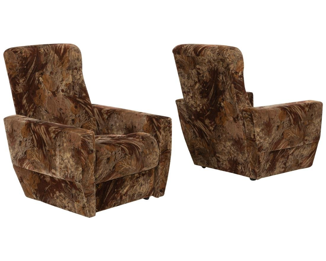 Deco Style Lounge Chairs
