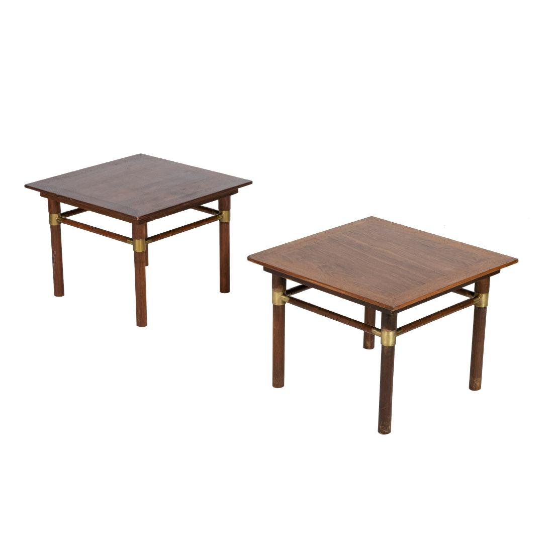 Bert England - Rosewood End Tables