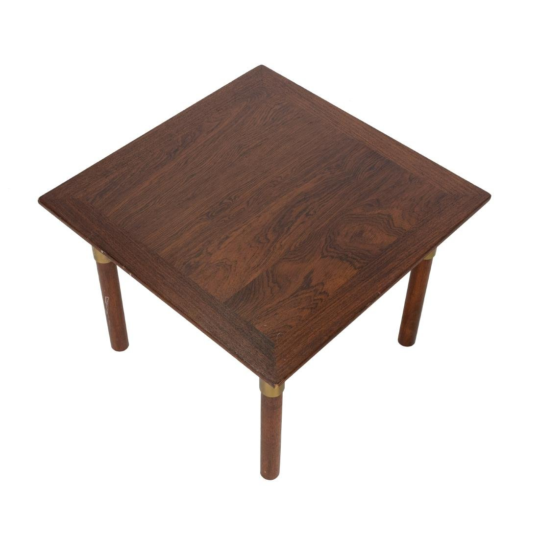 Bert England - Rosewood End Tables - 2