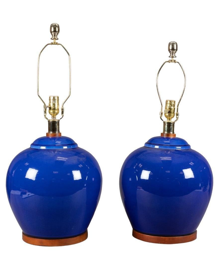 Ralph Lauren - Pottery Lamps