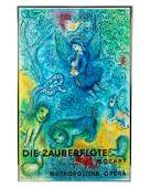 Marc Chagall - Exhibition Poster