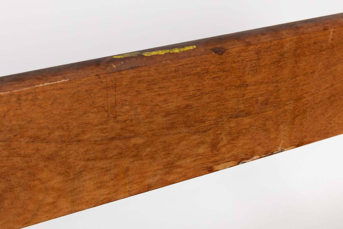 Mid Century Cane Arm Sofa - 3