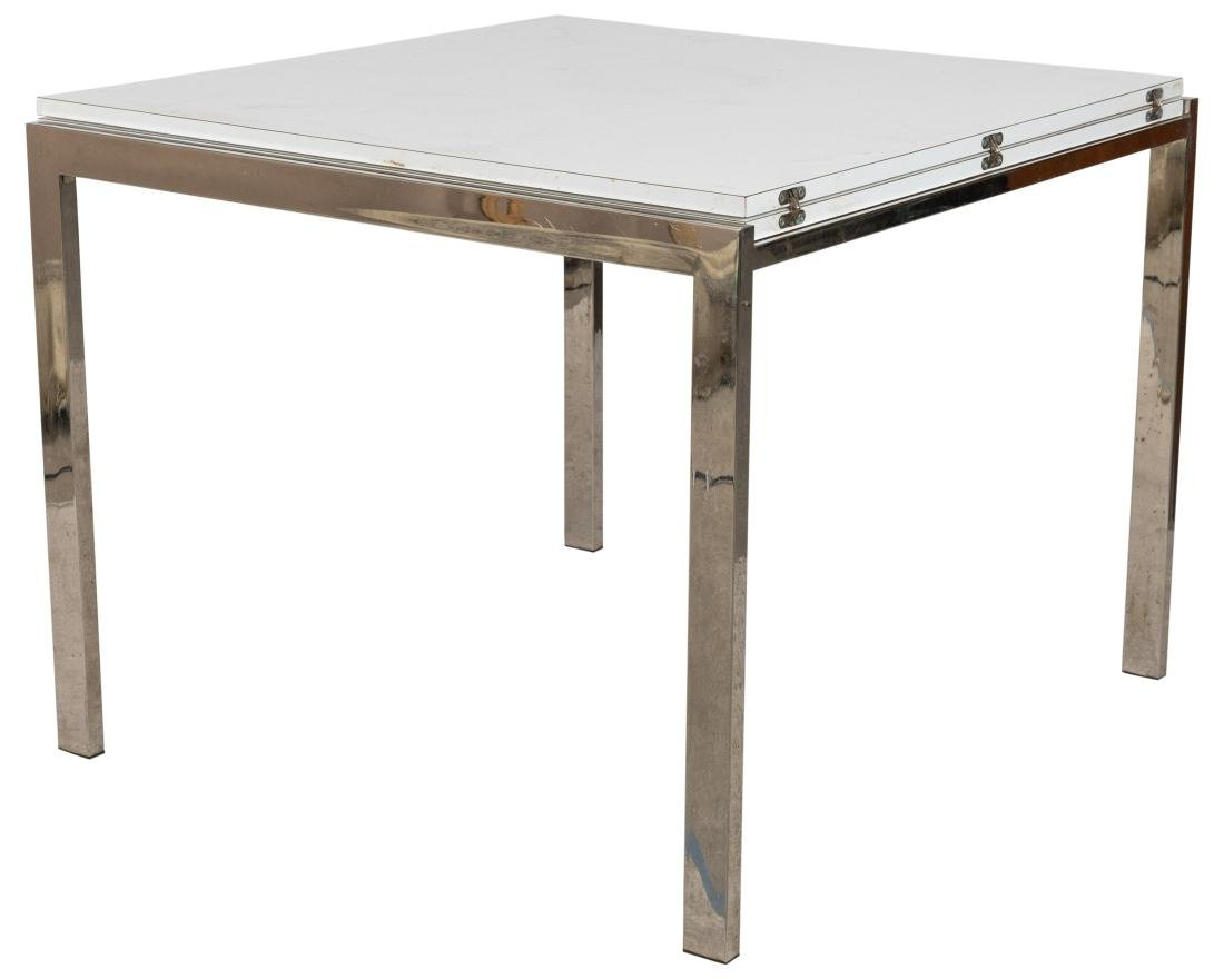 Florence Knoll  (Attr.) Flip Top Table